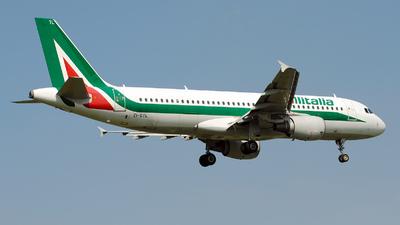 A picture of EIDTL - Airbus A320216 - Italia Trasporto Aereo - © Alessi Riccardo F.