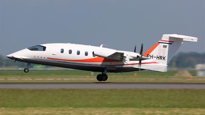 PH-HRK - Piaggio P-180 Avanti II - JetNetherlands