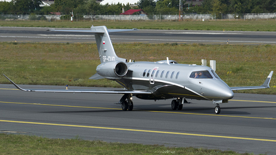 SP-CUD - Bombardier Learjet 75 - Private