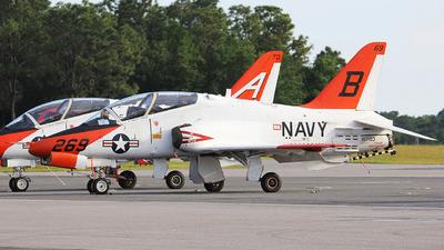 167103 - McDonnell Douglas T-45C Goshawk - United States - US Navy (USN)