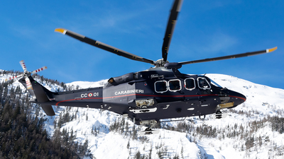 MM81968 - Agusta-Westland AW-139 - Italy - Arma dei Carabinieri