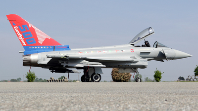 CSX7348 - Eurofighter Typhoon EF2000 - Italy - Air Force