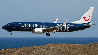 D-ATUD - Boeing 737-8K5 - TUI