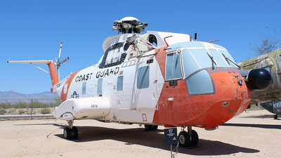 1476 - Sikorsky HH-3F Pelican - United States - US Coast Guard (USCG)