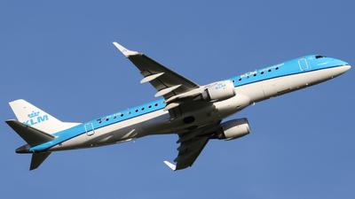 PH-EXD - Embraer 190-100STD - KLM Cityhopper
