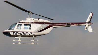 YS-1015-P - Bell 206B JetRanger III - Private