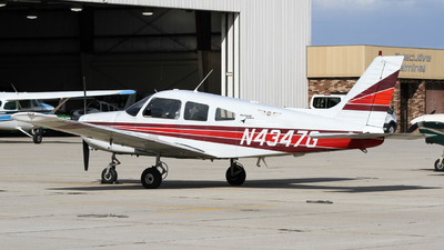 N4347G - Piper PA-28-161 Warrior II - Private
