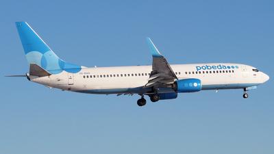 A picture of VQBWG - Boeing 7378LJ - Pobeda - © Mikhail Tkachuk