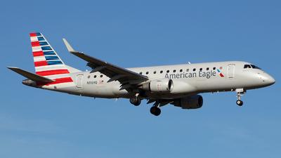 N116HQ - Embraer 170-200LR - American Eagle (Republic Airways)