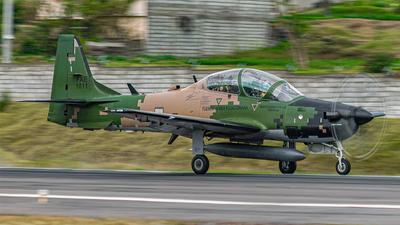FAE1011 - Embraer A-29B Super Tucano - Ecuador - Air Force
