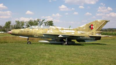 289 - Mikoyan-Gurevich MiG-21U Mongol A - German Democratic Republic - Air Force