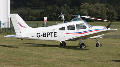 G-BPTE - Piper PA-28-181 Cherokee Archer II - Private