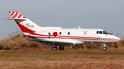 39-3042 - Raytheon U-125 - Japan - Air Self Defence Force (JASDF)