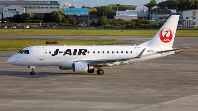 JA211J - Embraer 170-100STD - J-Air