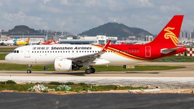 B-300N - Airbus A320-271N - Shenzhen Airlines