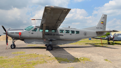 EJC1134 - Cessna 208B Grand Caravan - Colombia - Army
