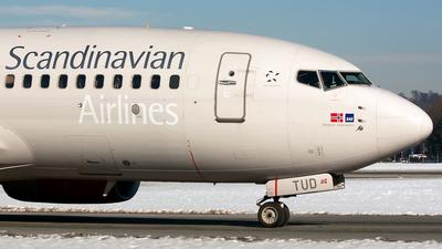 LN-TUD - Boeing 737-705 - SAS Norge