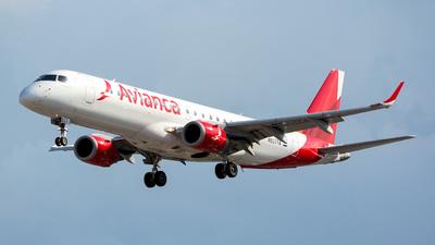N935TA - Embraer 190-100IGW - Avianca