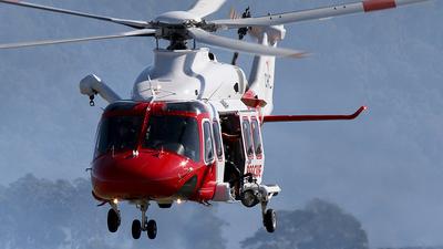 VH-SYZ - Agusta-Westland AW-139 - Ambulance Service of NSW