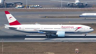 OE-LPC - Boeing 777-2Z9(ER) - Austrian Airlines