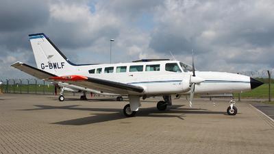 A picture of GBWLF - Cessna 404 Titan -  - © Owen Ceney