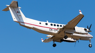 CN-CPC - Beechcraft B300C King Air 350C - Private