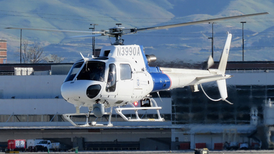 N3990A - Eurocopter AS 350B3 Plus Ecureuil - United States - US Customs Service
