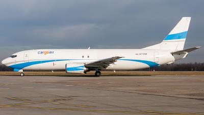 LZ-CGX - Boeing 737-43Q(SF) - Cargoair