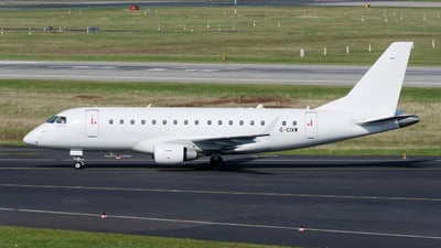 G-CIXW - Embraer 170-100LR - Eastern Airways
