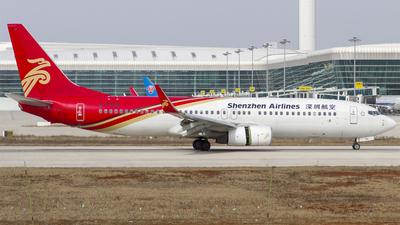 B-7749 - Boeing 737-87L - Shenzhen Airlines
