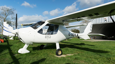 G-NULA - Flight Design CT2K - Private