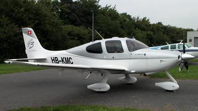 HB-KMC - Cirrus SR22-GTSx G3 Turbo - Private