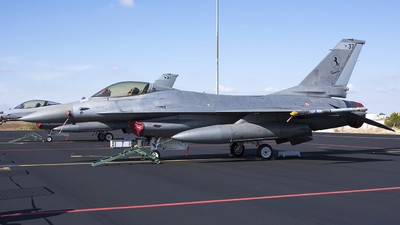 MM7241 - General Dynamics F-16A ADF Fighting Falcon - Italy - Air Force