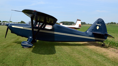 N8421K - Stinson 108-1 Voyager - Private
