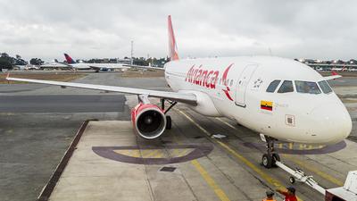 HK-4552 - Airbus A319-112 - Avianca