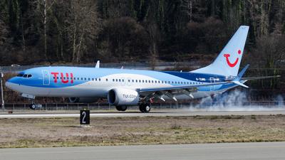 G-TUMG - Boeing 737-8 MAX - TUI