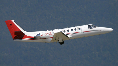 G-JBLZ - Cessna 550B Citation Bravo - Executive Aviation Service