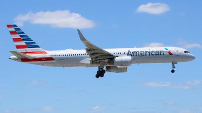 N177AN - Boeing 757-223 - American Airlines