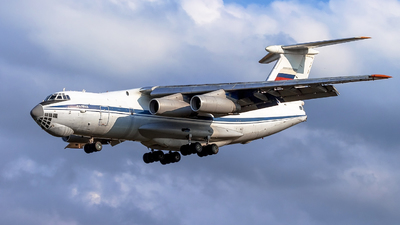 RA-78838 - Ilyushin IL-76MD - Russia - Air Force