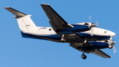 VH-URU - Beechcraft B200 Super King Air - Corporate Aircraft Charter