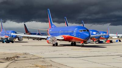 N604SW - Boeing 737-3H4 - Untitled
