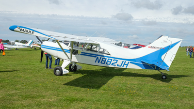 N882JH - Maule MX-7-180 - Private