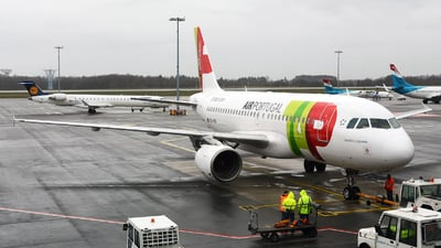 CS-TTE - Airbus A319-111 - TAP Air Portugal