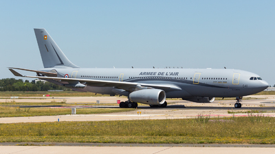 041 - Airbus A330-243(MRTT) - France - Air Force