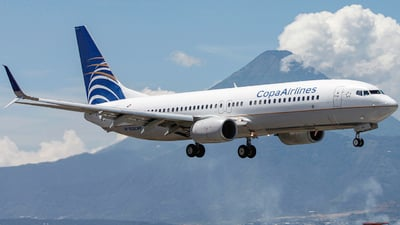 HP-1838CMP - Boeing 737-8V3 - Copa Airlines