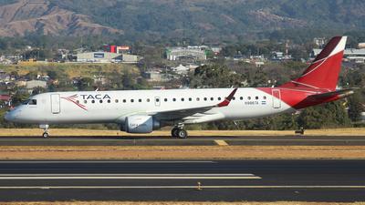 N986TA - Embraer 190-100IGW - TACA International Airlines
