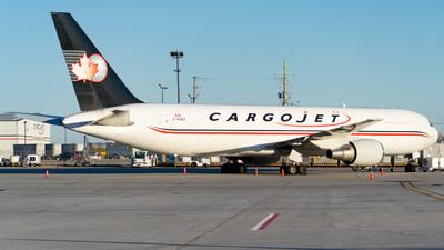 C-GVIJ - Boeing 767-328(ER)(BDSF) - Cargojet Airways