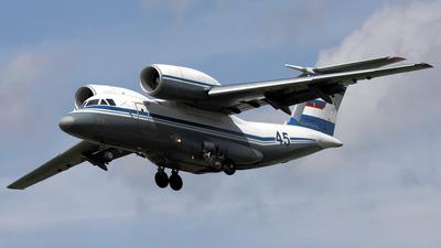 RF-72031 - Antonov An-72 - Russia - Navy
