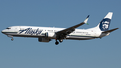 N474AS - Boeing 737-990ER - Alaska Airlines