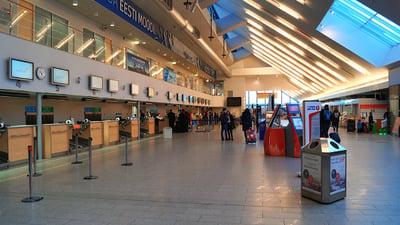 EETN - Airport - Terminal